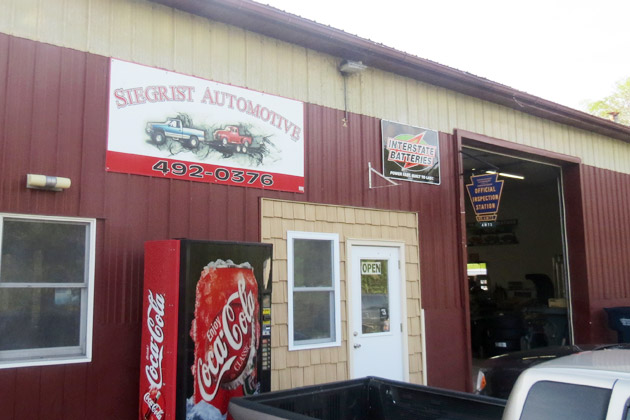 Welcome to Siegrist Automotive!
